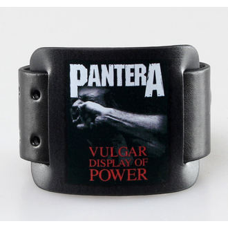 bracelet Pantera - Vulgaire Display Of Power - RAZAMATAZ, RAZAMATAZ, Pantera
