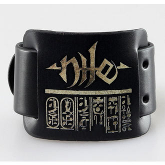 bracelet Nile - Logo / Hiéroglyphes - RAZAMATAZ, RAZAMATAZ, Nile