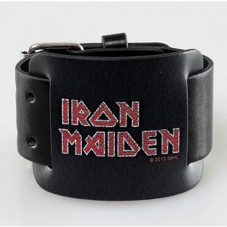 bracelet Iron Maiden - Logo - RAZAMATAZ, RAZAMATAZ, Iron Maiden