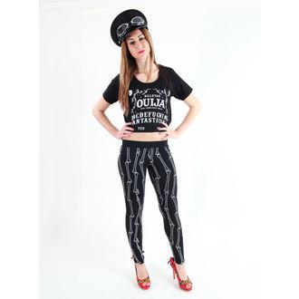 t-shirt pour femmes unisexe - Ouija Crop - KILLSTAR - Black