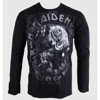 tee-shirt métal pour hommes enfants Iron Maiden - NOTB - BRAVADO EU, BRAVADO EU, Iron Maiden