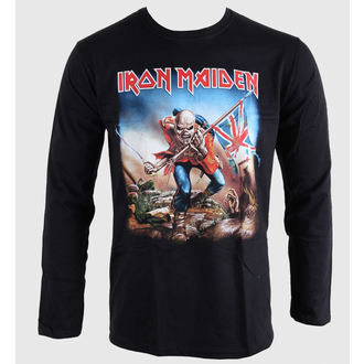 tee-shirt métal pour hommes enfants Iron Maiden - Trooper - BRAVADO EU, BRAVADO EU, Iron Maiden