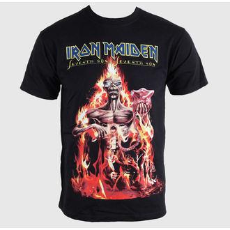 tee-shirt métal pour hommes Iron Maiden - CM EXL Seventh Son - BRAVADO EU, BRAVADO EU, Iron Maiden