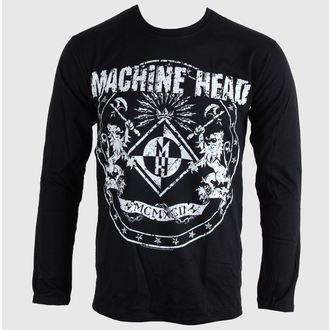 tee-shirt métal pour hommes enfants Machine Head - Classic Crest - BRAVADO EU, BRAVADO EU, Machine Head