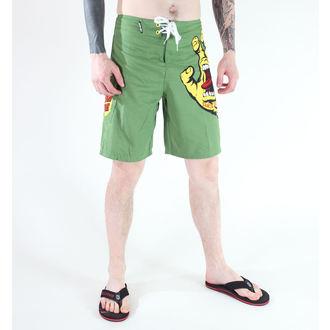 maillot de bain pour hommes (short) SANTA CRUZ - HAND - MINT GREEN, SANTA CRUZ