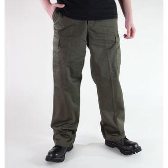 pantalon pour hommes MIL-TEC - US Ranger Hose - Oliv, MIL-TEC