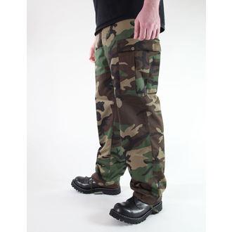 pantalon pour hommes MIL-TEC - US Ranger Hose - Woodland, MIL-TEC