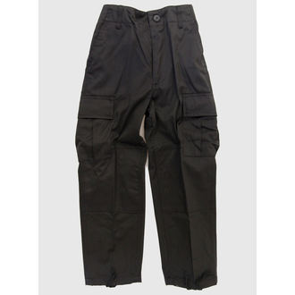 pantalon enfants MIL-TEC - US Hose - Noire, MIL-TEC