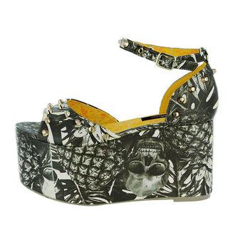chaussures à semelles compensées pour femmes - Pineapple Express - IRON FIST, IRON FIST
