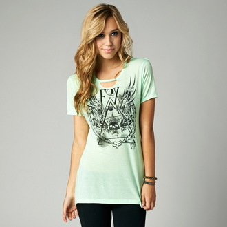 tee-shirt street pour femmes enfants - Eve - FOX, FOX