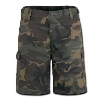 short pour hommes BRANDIT - Combat Shorts - Woodland, BRANDIT