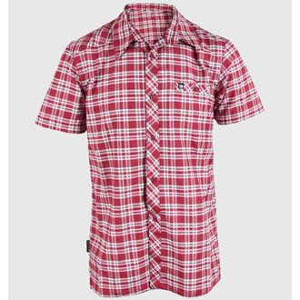 chemise pour hommes FUNSTORM - Bock - 24 Rouge, FUNSTORM