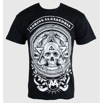 tee-shirt métal pour hommes enfants Asking Alexandria - Passion - PLASTIC HEAD - PH8154
