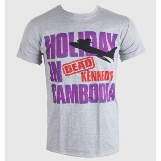 t-shirt pour homme Dead Kennedys - Vacances Dans Cambodge 2 - PLASTIC HEAD, PLASTIC HEAD, Dead Kennedys