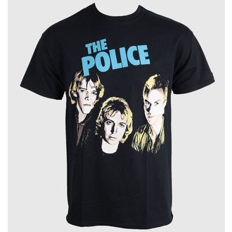 tee-shirt métal pour hommes enfants Police - Outlandos D'amour - PLASTIC HEAD, PLASTIC HEAD, Police