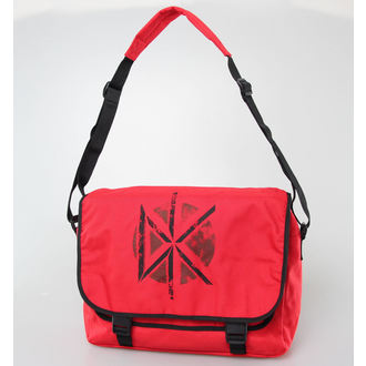 sac Dead Kennedys - DK Distressed Logo - PLASTIC HEAD, PLASTIC HEAD, Dead Kennedys