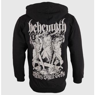 sweat-shirt avec capuche pour hommes Behemoth - Slaves Shall Serve - PLASTIC HEAD, PLASTIC HEAD, Behemoth