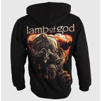 sweat-shirt avec capuche pour hommes Lamb of God - Anime - PLASTIC HEAD, PLASTIC HEAD, Lamb of God