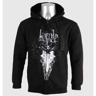 sweat-shirt avec capuche pour hommes Lamb of God - Candle Light - PLASTIC HEAD, PLASTIC HEAD, Lamb of God