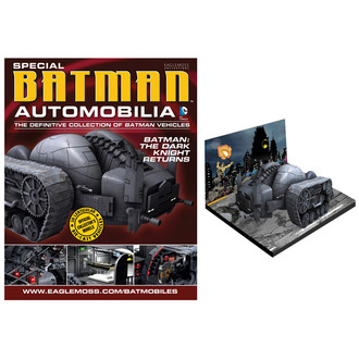 décoration , voiture Batman - The Dark Knight - Special Tank