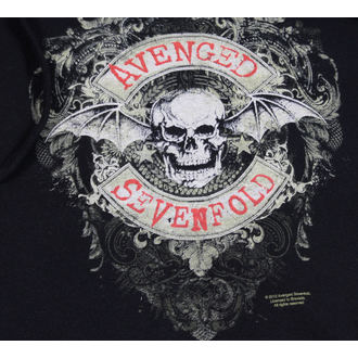 sweat-shirt pour hommes Avenged Sevenfold - Monnaie, Avenged Sevenfold