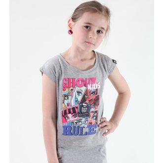 t-shirt de film pour hommes enfants Monster High - Monster High - TV MANIA, TV MANIA