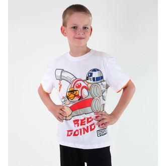 t-shirt de film pour hommes enfants Angry Birds - Angry Birds / Star Wars - TV MANIA, TV MANIA