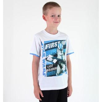 t-shirt de film pour hommes enfants Star Wars - Star Wars Clone - TV MANIA - STAR 590