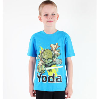 tee-shirt garçons TV MANIA - Étoile Wars Clone - Blue, TV MANIA, Star Wars