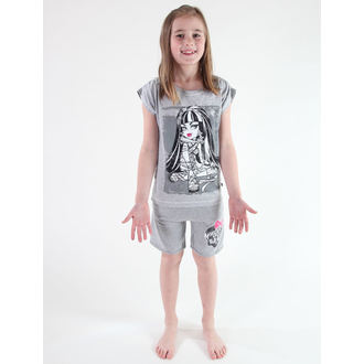 short jeune fille Monster Élevé - Grey, TV MANIA, Monster High