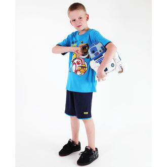 ensemble d'enfant ( t-shirt, shorts) TV MANIA - Angry Birds - Blue, TV MANIA