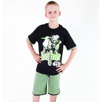 ensemble d'enfant ( t-shirt, shorts) TV MANIA - Étoile Wars Clone, TV MANIA, Star Wars