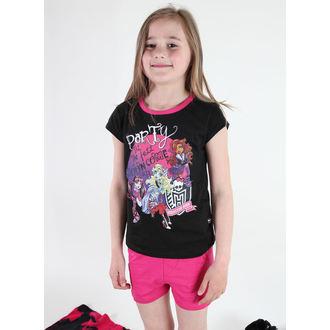 pyjama jeune fille TV MANIA - Monster Élevé - Noire, TV MANIA, Monster High