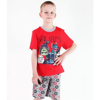 pyjama garçons TV MANIA - Angry Birds - Rouge, TV MANIA