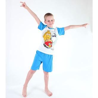 pyjama garçons TV MANIA - Angry Birds - Blanc, TV MANIA