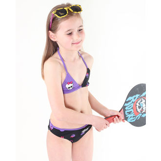 maillot de bain jeune fille TV MANIA - Monster Élevé - Noire, TV MANIA, Monster High
