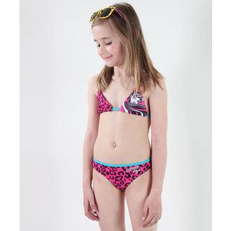 maillot de bain jeune fille TV MANIA - Monster Élevé - Pink, TV MANIA