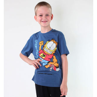 t-shirt de film pour hommes enfants Garfield - Garfield - TV MANIA, TV MANIA