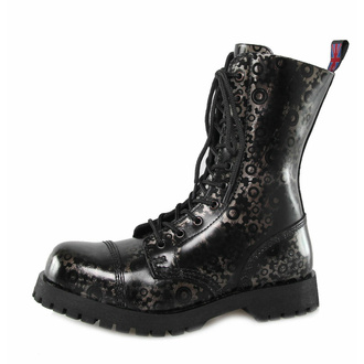 chaussures NEVERMIND - 10 trous - Roldan Grey, NEVERMIND