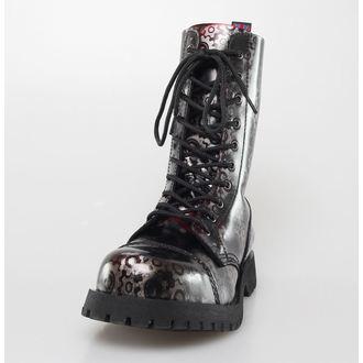 chaussures NEVERMIND - 10 trous - Roldan Bordeaux, NEVERMIND