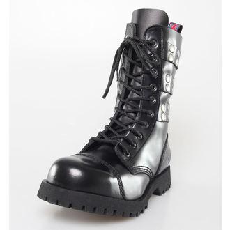 chaussures NEVERMIND - 10 trous - Rivets Noire, NEVERMIND