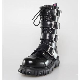 chaussures NEVERMIND - 14 trous - Polido Noire, NEVERMIND