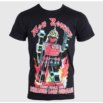tee-shirt métal pour hommes enfants Rob Zombie - Lord Dinosaur - ROCK OFF, ROCK OFF, Rob Zombie