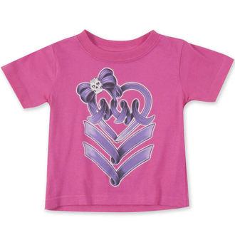 tee-shirt street pour hommes enfants - RIBBON DANCER - METAL MULISHA