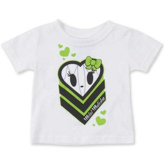 tee-shirt street pour hommes enfants - HALIE HEART - METAL MULISHA, METAL MULISHA