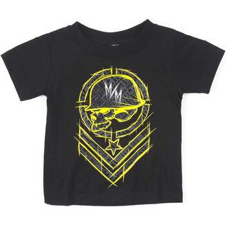 tee-shirt street pour hommes enfants - SHRED - METAL MULISHA, METAL MULISHA