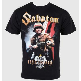 tee-shirt métal pour hommes enfants Sabaton - Uprising - CARTON, CARTON, Sabaton