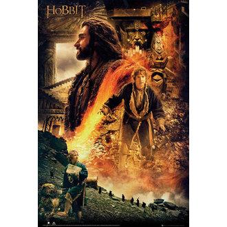 affiche The Hobit - Désolation of Smaug Fire, GB posters