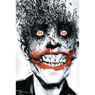 affiche Batman Comic - Joker Bats, GB posters