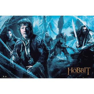 affiche The Hobit - Désolation of Smaug Forêt Noire - GB affiches, GB posters